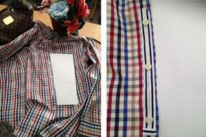 Ремонт мужских рубашек